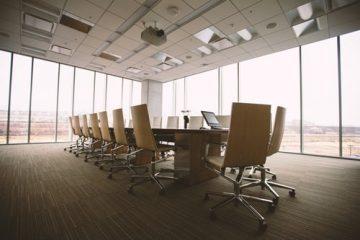 Lựa chọn nội thất phòng họp cần tuân theo nguyên tắc gì?