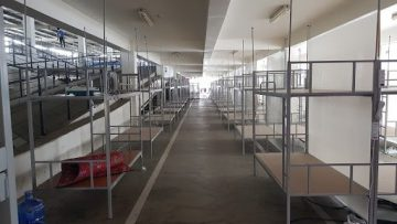 Nội thất Hòa Phát tăng cường sản xuất giường sắt